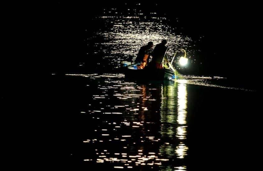 Night Fishing Light