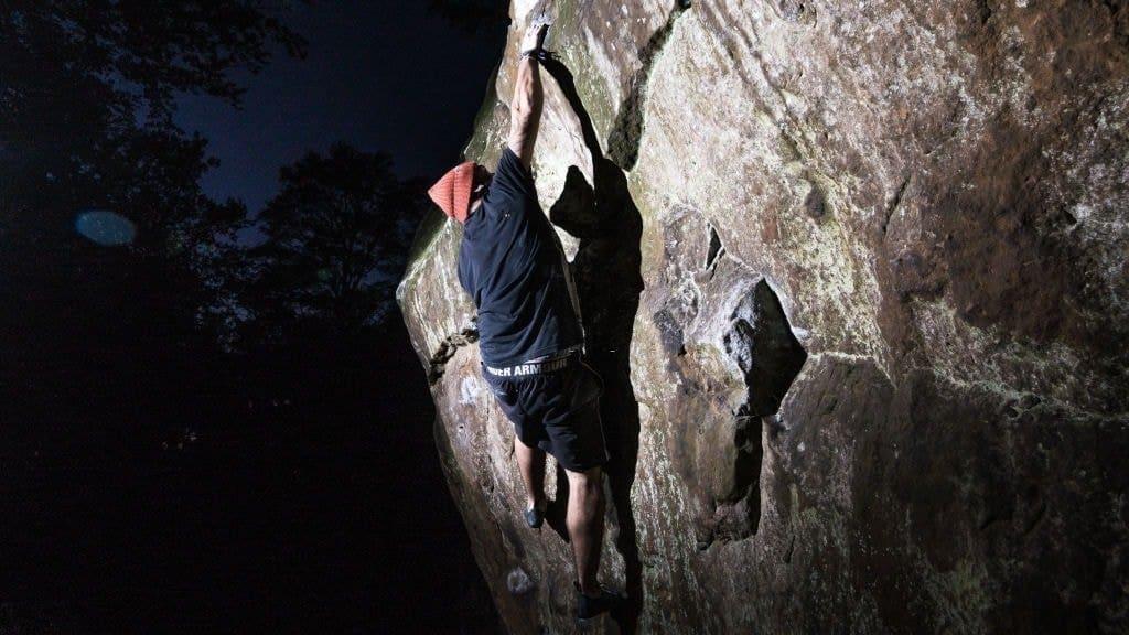 Best Light for night bouldering