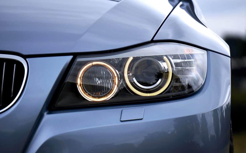 Led light strip for car interior