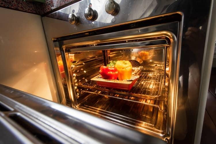 LED light bulbs used in ovens